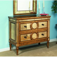 """""""tuscan Overtures"""" Hall Chest"""