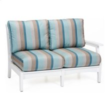 Classic Terrace Left Arm Loveseat