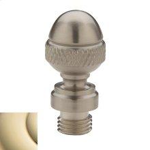 Lifetime Polished Brass Acorn Finial
