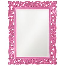 Chateau Mirror - Glossy Hot Pink