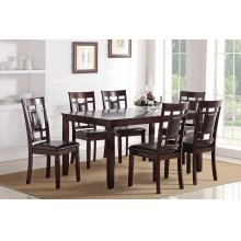 7-pcs Dining Set