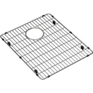"Elkay Crosstown Stainless Steel 14-1/2"" x 15-1/4"" x 1-1/4"" Bottom Grid Product Image"