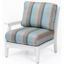 Classic Terrace Right Arm Club Chair