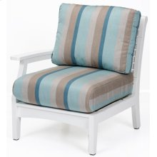 Classic Terrace Right Arm Club Chair