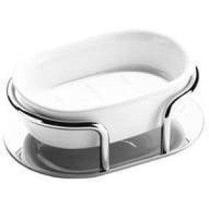 Satin Nickel (us15) Soap holder