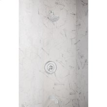 Patience Bath/Shower Trim with Pressure Balance Cartridge  American Standard - Polished Chrome