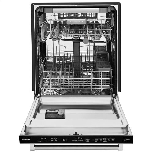 39 DBA Dishwasher with Fan-Enabled ProDry System and PrintShield Finish Stainless Steel with PrintShield™ Finish
