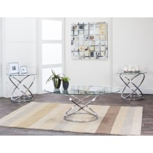 Gyro 3pc Occasional Tables