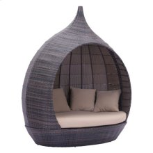 Martinique Beach Day Bed Brown