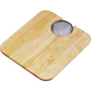 """Elkay Hardwood 14-1/2"""" x 17"""" x 3/4"""" Cutting Board Product Image"""