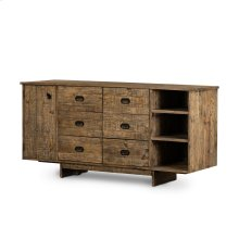 Whitney Sideboard-rustic Natural
