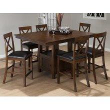 Olsen Oak Counter Height Table