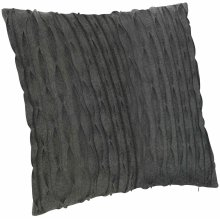 "Luxe Pillows Pleated Wool (22"" x 22"")"