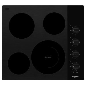 24-inch Compact Electric Ceramic Glass Cooktop Product Image