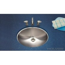 Undermount Lavatory Oval Sink ch-1800