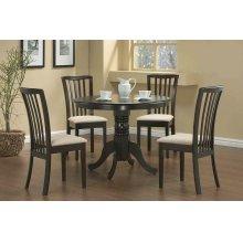 Brannan Casual Cappuccino Dining Table