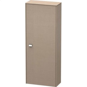 Semi-tall Cabinet, Linen (decor)