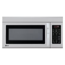 1.8 CU.FT. Over-the-range Microwave With Easyclean® Interior