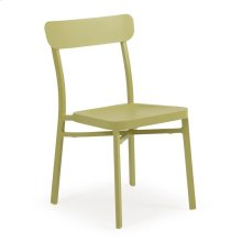 0211 Stackable Dining Chair (Apple)