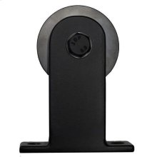Low Profile Top Mount Carrier - Smooth Iron