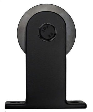 Low Profile Top Mount Carrier - Smooth Iron Product Image