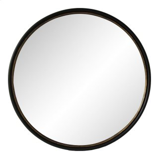 Sax Round Mirror