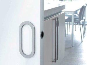 Obround Sliding Door Handle Product Image