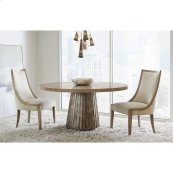 "Revival Aria 60"" Round Dining Table - Sunrise"