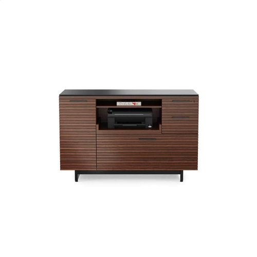 Multifunction Cabinet 6520 in Chocolate Stained Walnut