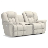 Maverick Power Wall Reclining Loveseat w/ Console Product Image