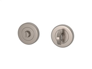 Half Moon Turn & Release Sets In Satin Nickel Product Image