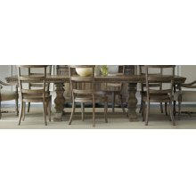 Dining Room Sorella Rectangle Dining Table w/2-18'' leaves