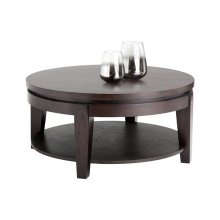 Asia Coffee Table - Brown