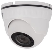 Mini Dome Camera POE IP 5MP - White
