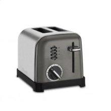 2 Slice Metal Classic Toaster