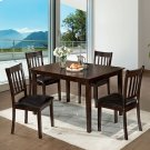 West Creek I 5 Pc. Dining Table Set Product Image