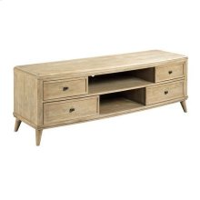 Oblique Entertainment Console