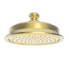 Forever Brass - PVD Single Function Shower Head