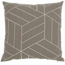 "Luxe Pillows Modern Geometric (21"" x 21"")"