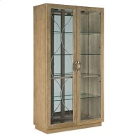 Dining Room Novella Ano Nuevo Display Cabinet Product Image