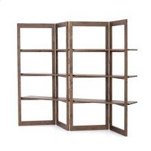 Malone Bookshelf-matte Brown