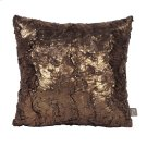 """16"""" x 16"""" Pillow Gold Cougar Product Image"""