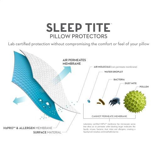 Pr1me ® Terry Pillow Protector King Pillow Protector