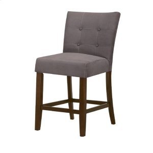 GRAY MFB COUNTER HEIGHT CHAIR