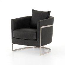 Chaps Ebony Cover Brighton Chair