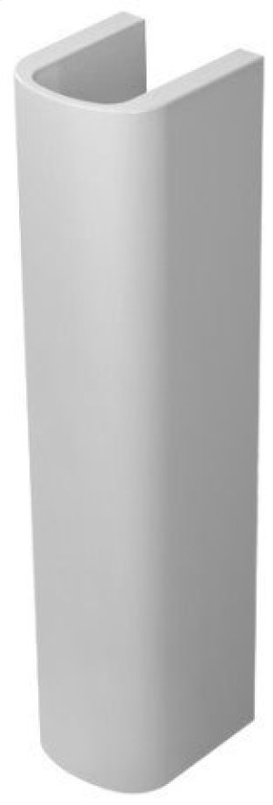 White Durastyle Pedestal Product Image