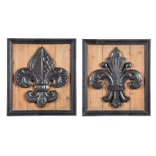 Wall Decor Set (2/CN)