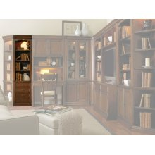 Home Office Cherry Creek 22'' Wall Storage Cabinet