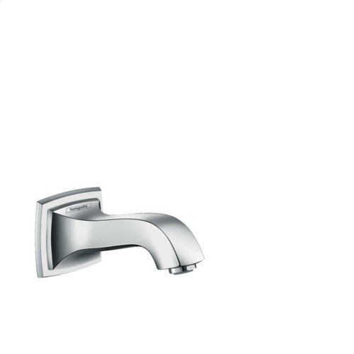 Chrome Tub Spout