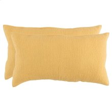 Danica Sunflower King Sham Set